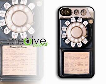 SALE - iPhone 6 VINTAGE PHONE Iphone Case - Iphone 5/5s - Iphone 4 - Iphone 4s - Iphone Cover