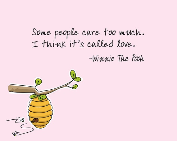 Winnie-the-Pooh Quotes by A.A. Milne