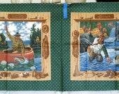 Fisherman Pillow Panel