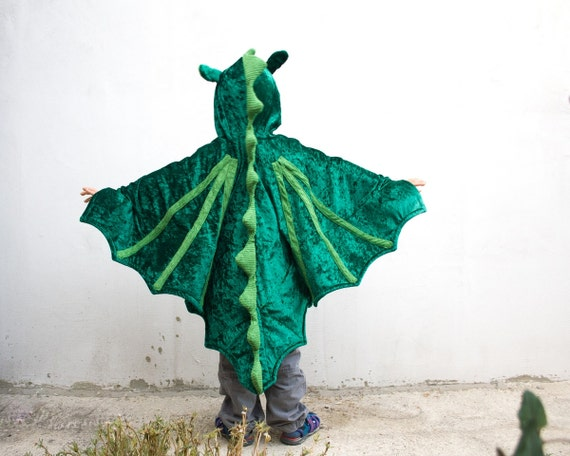 Reserved listing for njriedman - Dragon Costume