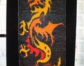 Shambala Dragon Seed Bead Pattern