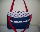 Denim Multipurpose Bag
