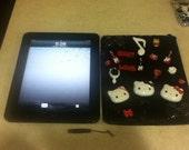 Hello Kitty IPad Case with Stylus