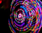 The Phoenix - LED Rechargeable Hula Hoop