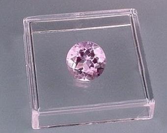 8mm round amethyst natural gemstone gem stone faceted