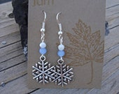 Snowflake Earrings 5