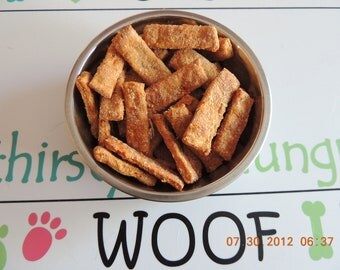 Sweet Potato Dog Treats, High in Fiber