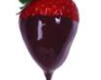 1/2 Ounce Chocolate Strawberry Flavor Oil