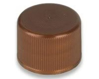 Bronze Non-Dispensing Cap 20-410 - 10 Pack