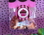 Frosty Bag of Cupcakes Soy and Bees Wax Melts