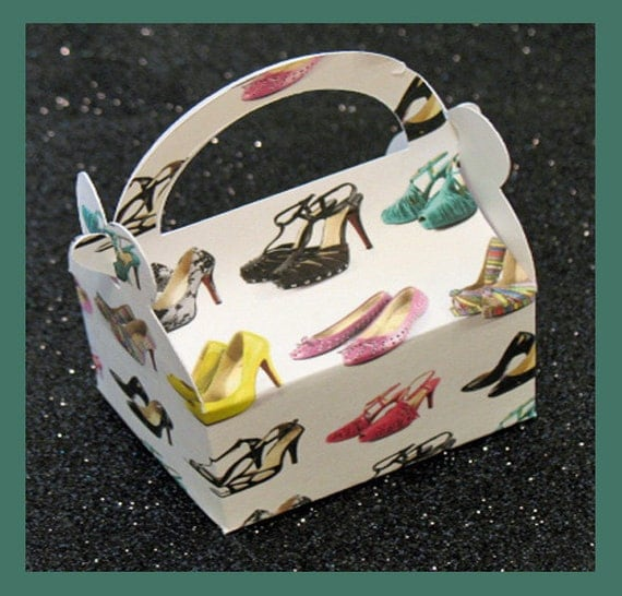 High Heel Shoes Party Favor Box High Heel Shoes Jewelry Box