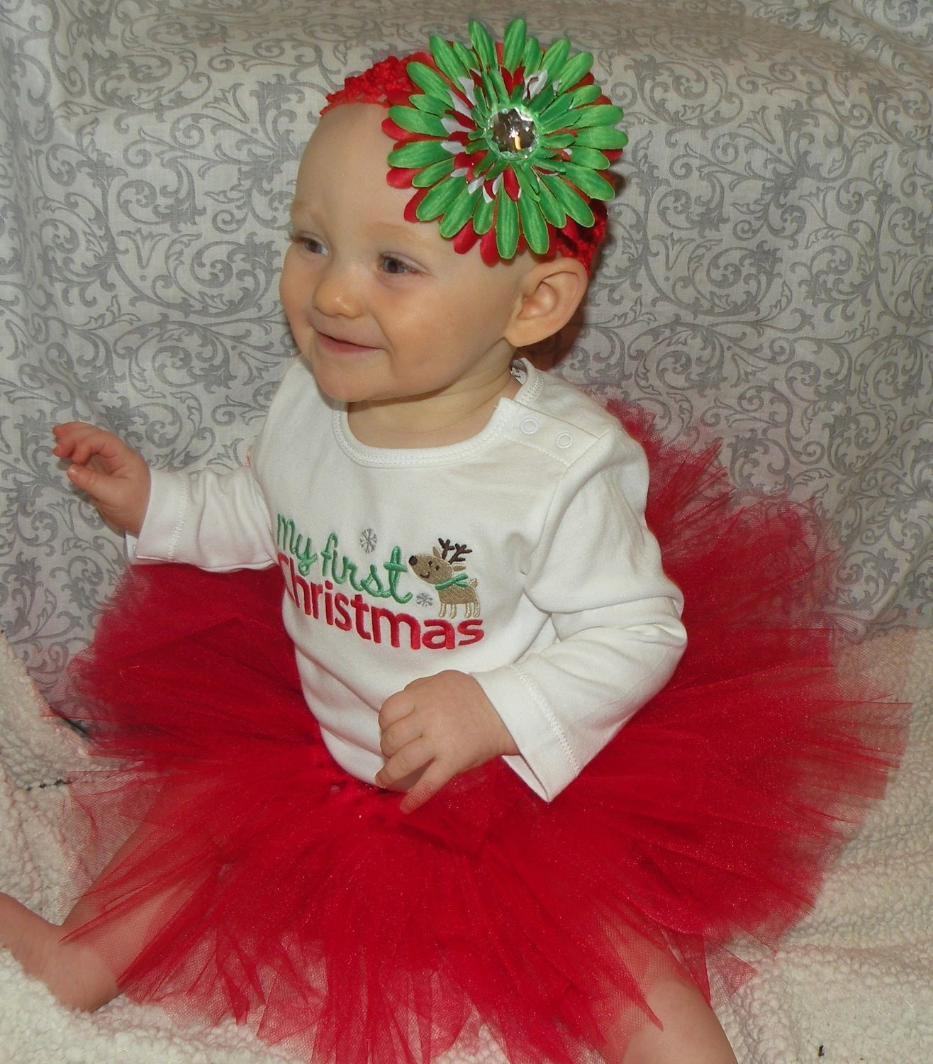 baby girl beautiful photos Baby Girl Christmas Outfits