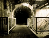 Tunnel to the unknown - Signed Fine Art 8x10 Photo - ZombieFreakfest