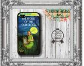 Retro Nancy Drew iPhone Case, Plastic iPhone Case, iPhone 4, iPhone 4s, iPhone 5, iPhone 5s, iPhone 5c, iPhone 6, Phone Cover, Phone Case