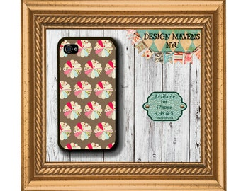 Quilt iPhone Case, Patterned iPhone Case, Fall iPhone Case, iPhone 4, iPhone 5, 5s, 5c, iPhone 6, 6s, 6 Plus, SE, iPhone 7, iPhone 7 Plus