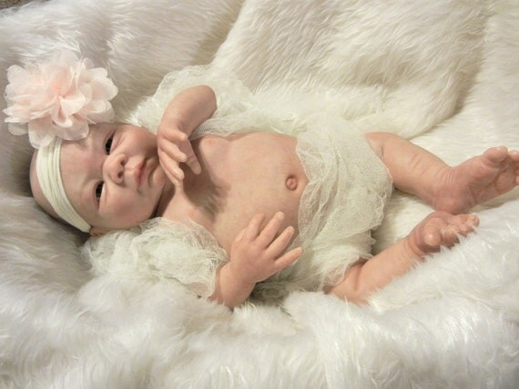Reborn baby girl Paisley