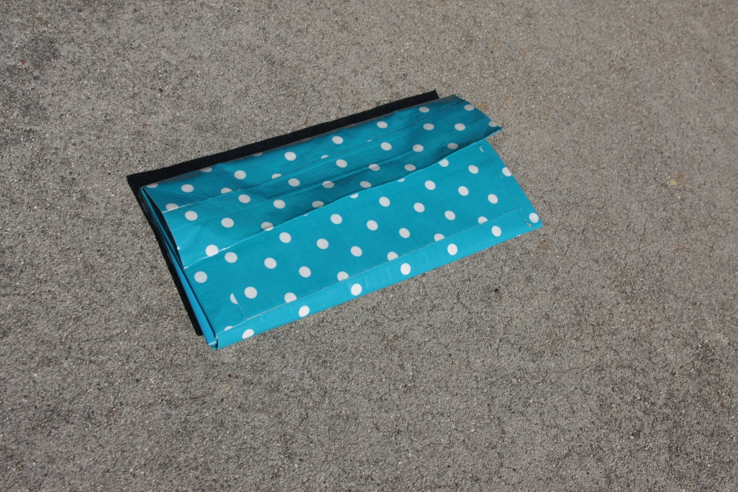 Blue Polka Dot Duct Tape Women S Wallet By Theducttapecompany