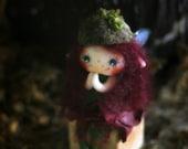 Fairy Figurine on a dice