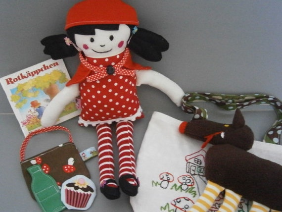 Little Red Riding Hood - Playset