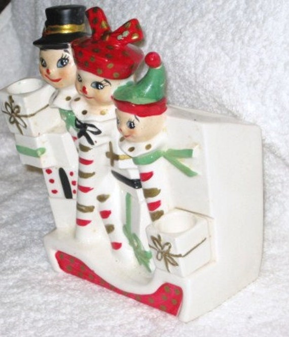 Vintage Christmas Hard To Find Chase Pixie By