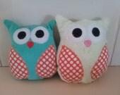 Owl Softie's