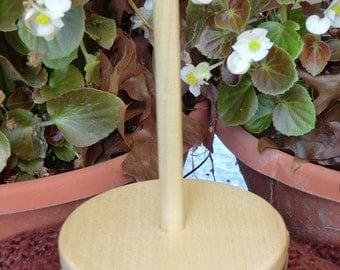Yarn spinner / Bass wood