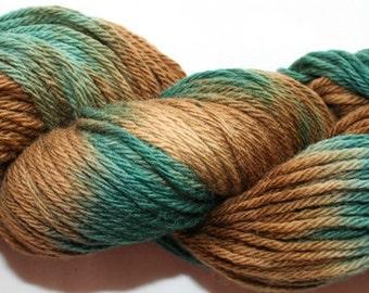 Hand Dyed 100% Merino Worsted Weight Yarn ...soft (78)