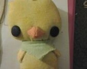 Handmade Chocobo Plush
