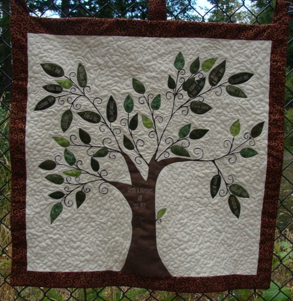 christmas tree wall hanging quilt pattern