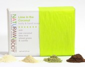 Lime in the Coconut Hand & Body Bar Soap - 5.5 oz