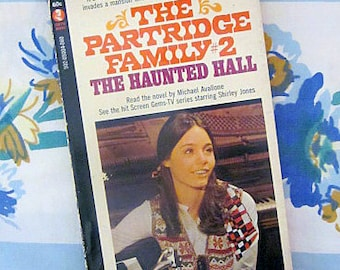 The Partridge Family 2, The Haunted Hall, 1970 book