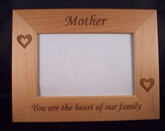 4 x 6 Mom picture frame