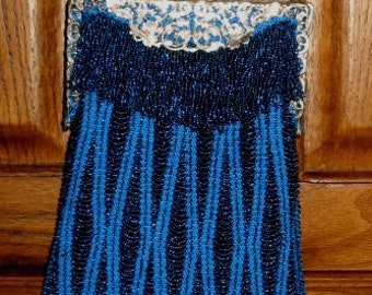 Serenity Beaded Bag Purse Pattern