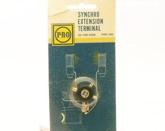 Vintage Camera Flash Splitter for PC-Mount Flashes