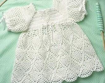 Whipped Cream Baby Dress