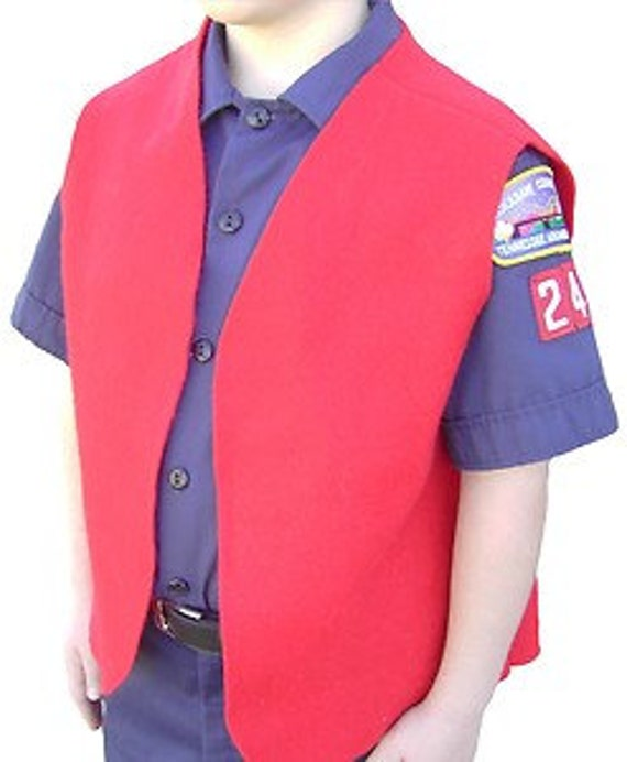 Bragging Vests ! - Cub Scouts - SCOUTER Interactive - Your