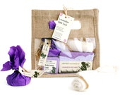 Airmid Natural Handmade Soap Lavender Gift Set