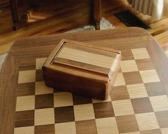 Wooden Heirloom Box or just Ornamental Box No. 1