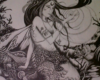 Lady Mermaid