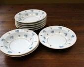 8 Vintage Bowls - Noritake China Bowls - Vintage China
