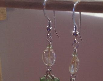 Lemon Lime Earrings