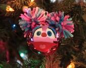 Abby Cadabby Hand Painted Christmas Ornament