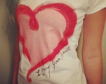 I Carry Your Heart Tee