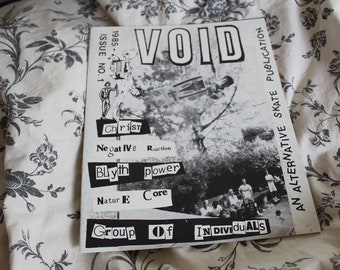 VOID - Zine