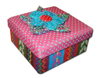 Beautifull Hand Made Gift Box