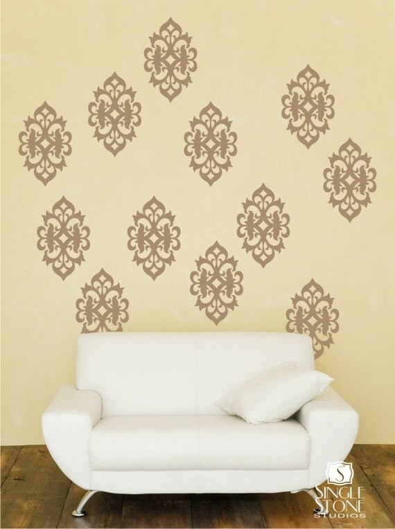 Wall decals by single stone studios wall decals wall for Bug themed bedroom ideas