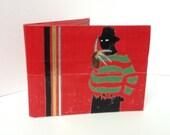 Freddy Krueger Duct Tape Wallet