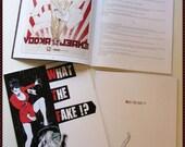 What The Fake-Artbook-The urban legend meet cinema