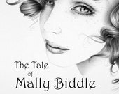 Young Adult Fantasy Novel - Signed by Author - The Tale of Mally Biddle by M.L. LeGette