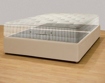 Tiffany 4-drawer Platform Bed / Storage Mattress Box